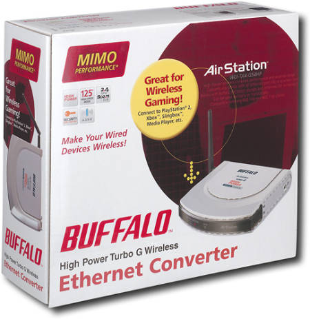 Buffalo Ethernet Converter