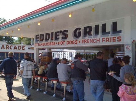 Eddie's Grill - Geneva-on-the-Lake, Ohio