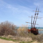 Shipwreck - Lake Erie Loop 2013