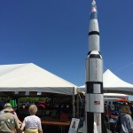 Duck Tape Festival - Saturn V