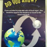 Duck Tape Festival - Space Facts