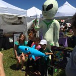Duck Tape Festival - Alien Peace