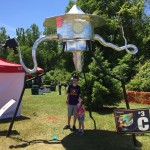 Duck Tape Festival - Martian War Machine