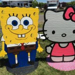 Duck Tape Festival - Characters