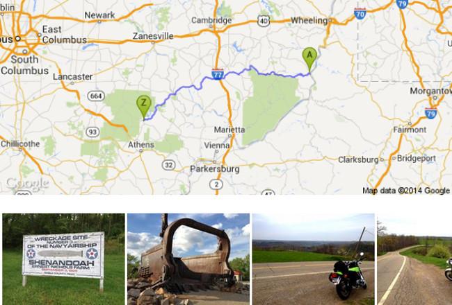 Ohio State Route 78 - EatSleepRide
