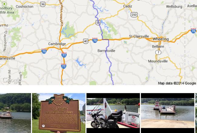 Ohio State Route 800 - EatSleepRide