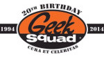 Geek Squad 20th Birthday