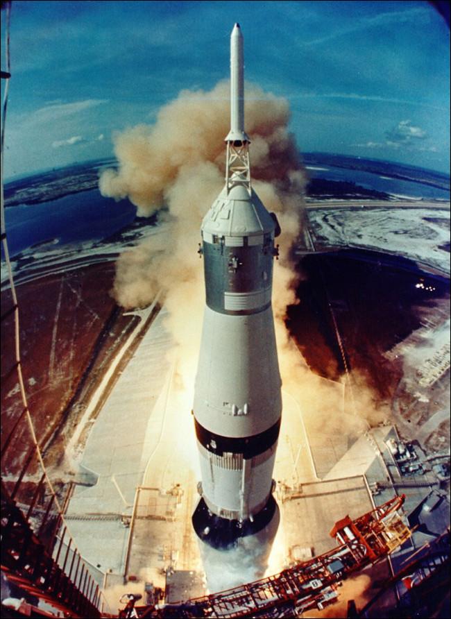 Apollo 11 Launches