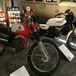 1973 Zundapp 125-GS and 1979 Yamaha RD-400