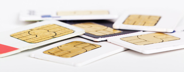 Smartphone SIM Cards