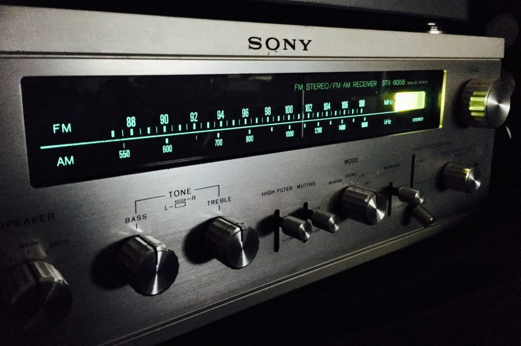 Sony STR-6055 Receiver