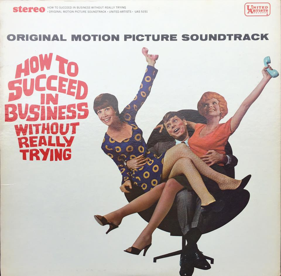 How to Succeed in Business Without Really Trying - Vinyl LP