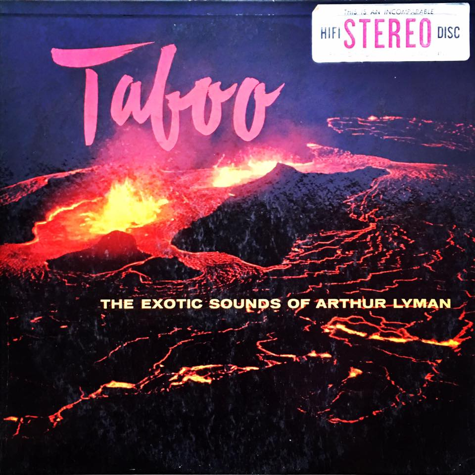 Album - Taboo - The Exotic Sounds of Arthur Lyman