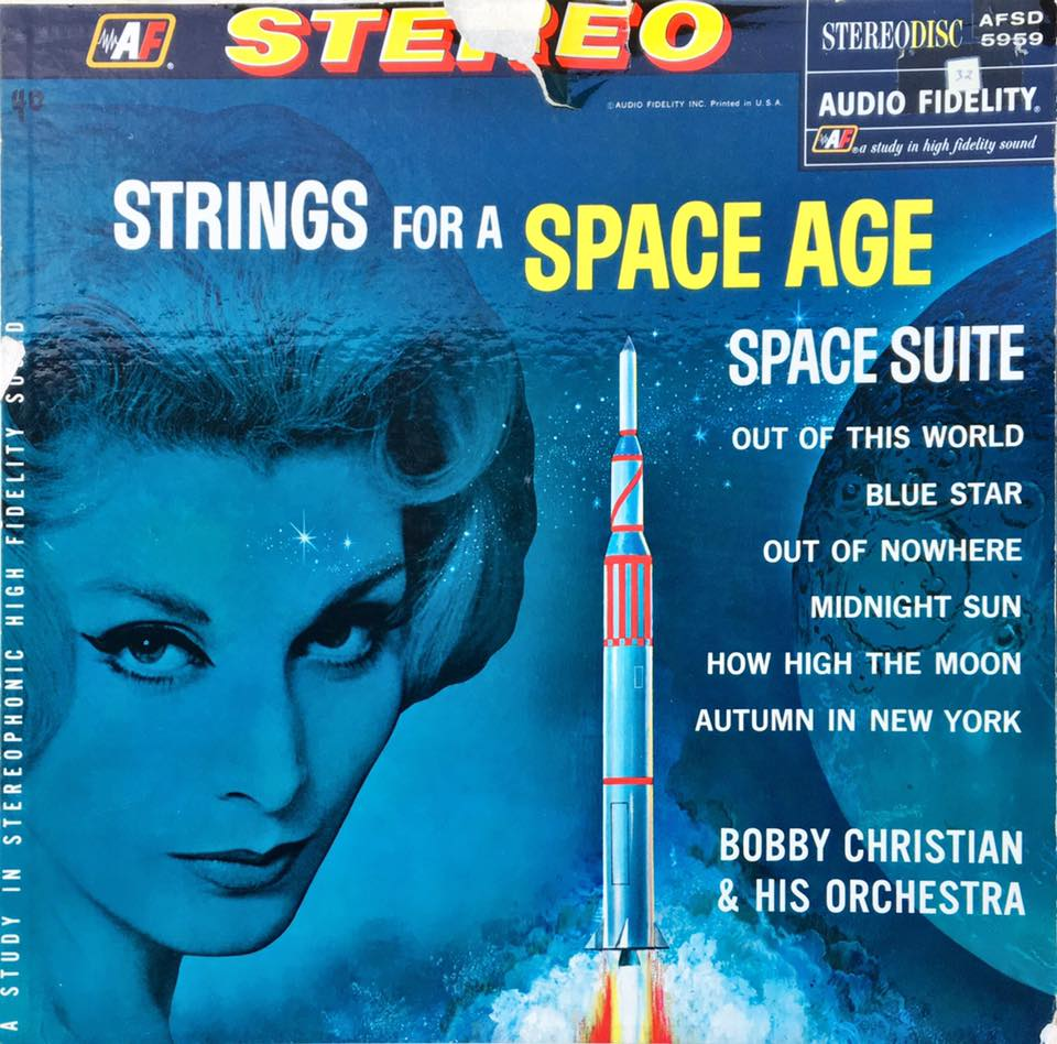 Album - Strings for a Space Age