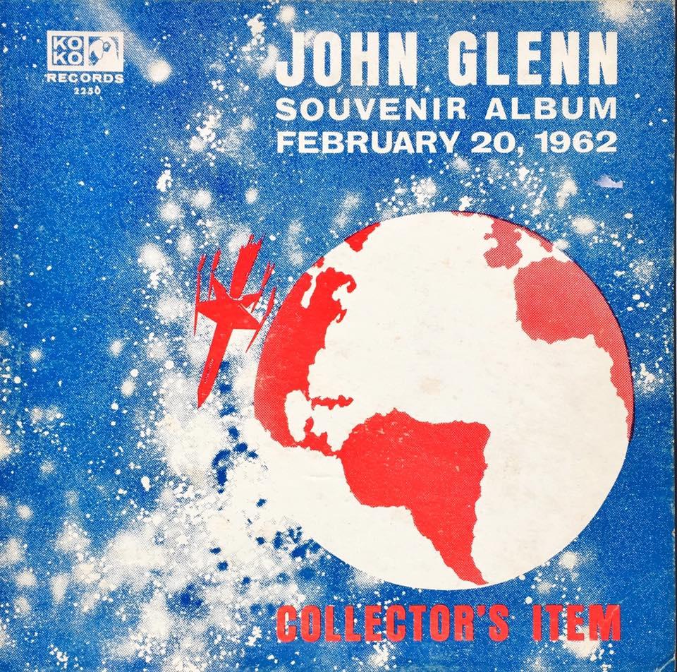 John Glenn Souvenir Album